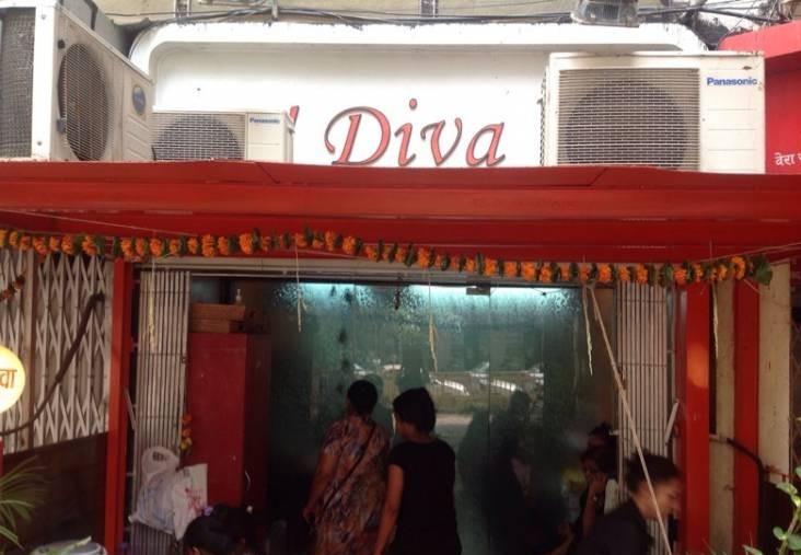 Diva Bridal Spa & Makeup Studio