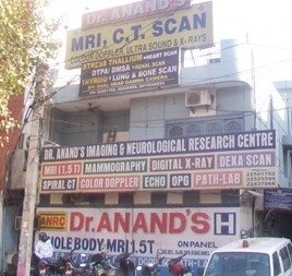 Dr Anands Imaging & Neurological Research Centre