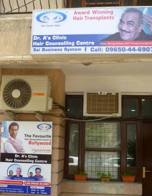 Dr As Clinic Hair Counselling Centre
