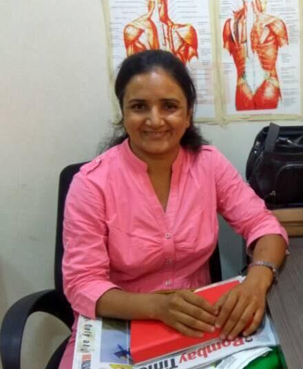 Dr. Dimple Prajapati