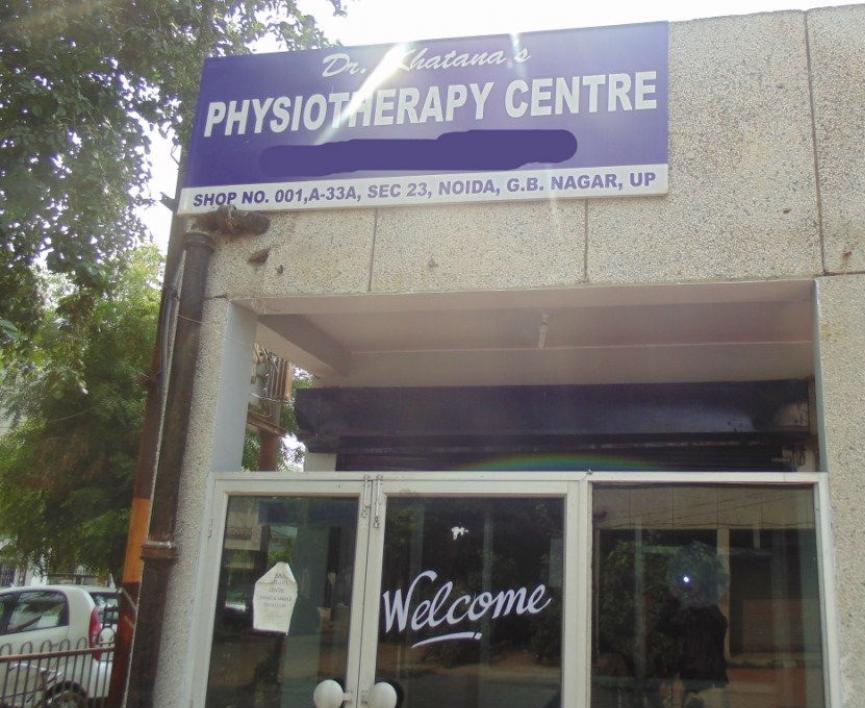 Dr Khatanas Divine Physiotherapy Centre