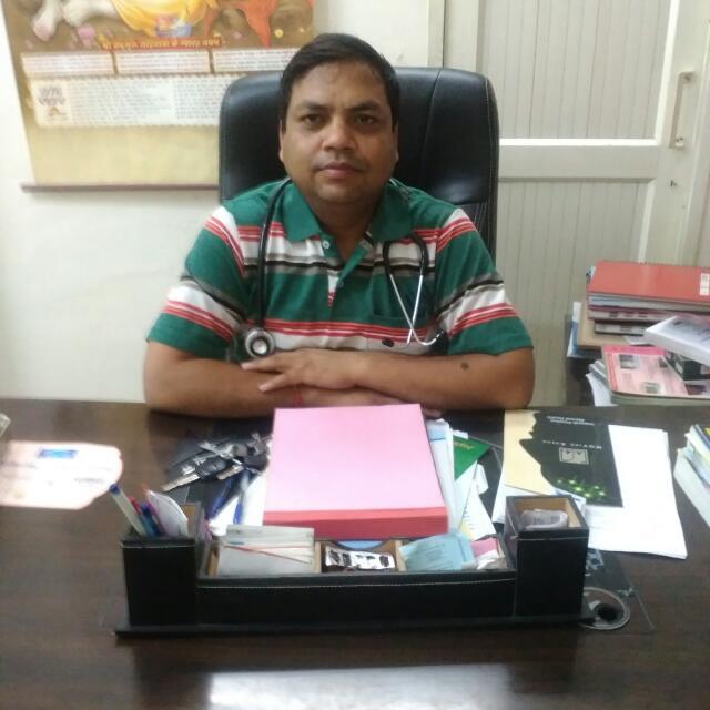 Dr R K Bansal