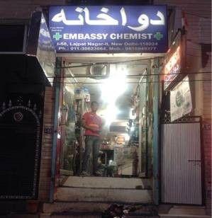 Embassy Chemist