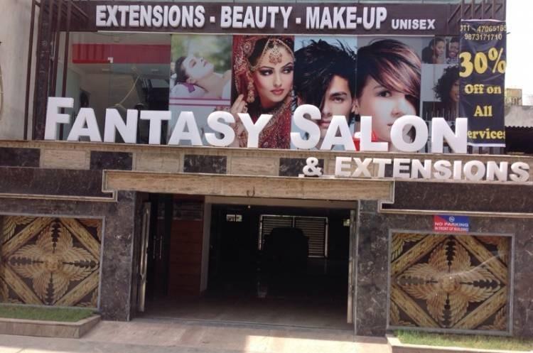 Fantasy Unisex Salon