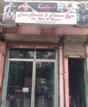 Fast Health & Fitness Gym