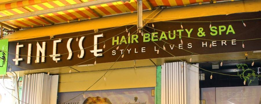 Finesse Hair Beauty & Spa