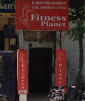 Fitness Planet
