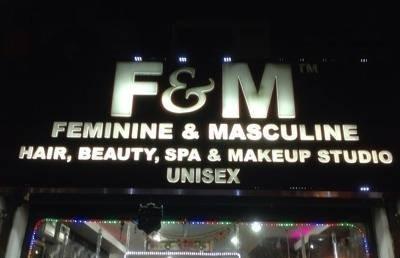 F&M Unisex Salon