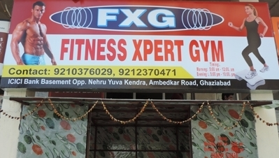 Fxg Fitness Xpert Gym