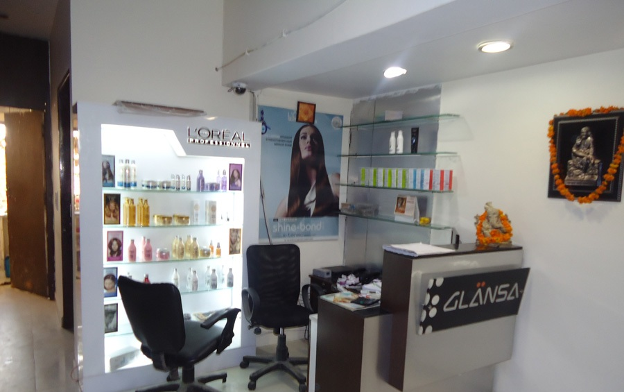 Glansa Unisex Salon