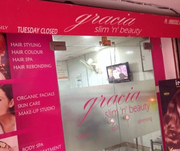 Gracia Slim N Beauty Salon
