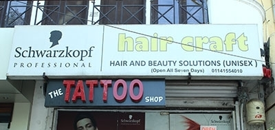Hair Craft Hair & Beauty Solutions