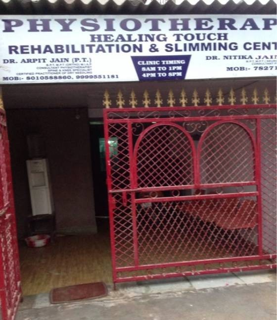 Healing Touch Physiotherapy & Slimming Centre