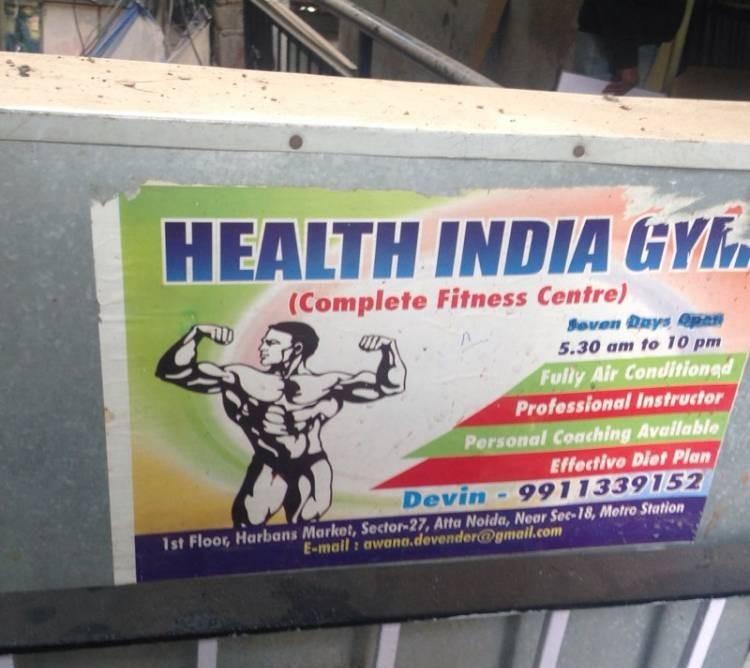 Health Indian Gym