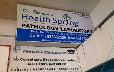 Health Spring Pathology