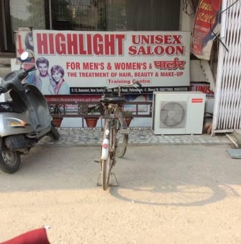 Highlight Unisex Salon