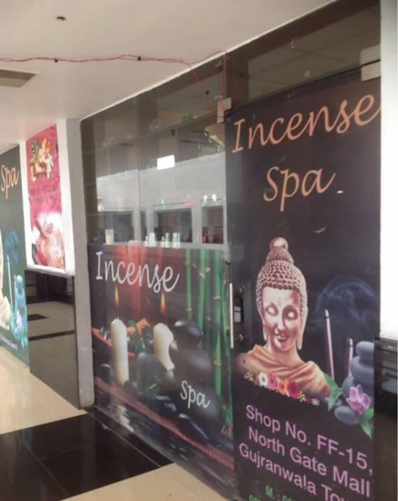Incense Spa