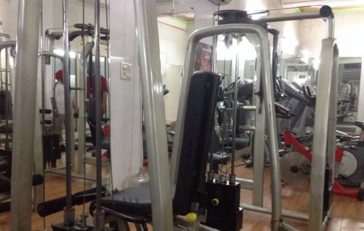 Iron Pumpers Gym