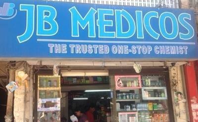 J B Medicos