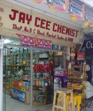 JAY CEE Chemist