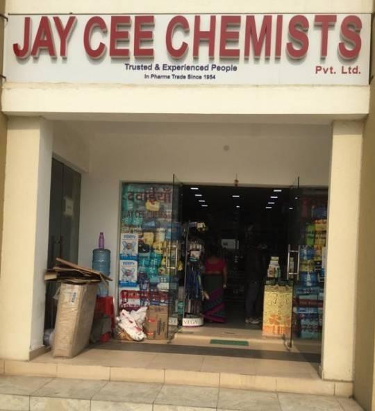 Jay Cee Chemists