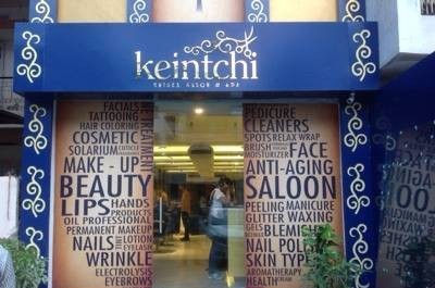 Keintchi Unisex Salon & Spa