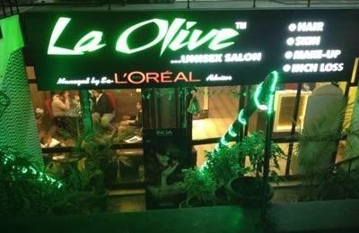 La Olive Loreal Club Salon