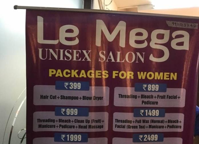Le Mega Spa & Salon