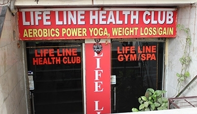 Life Line Gym And Spa