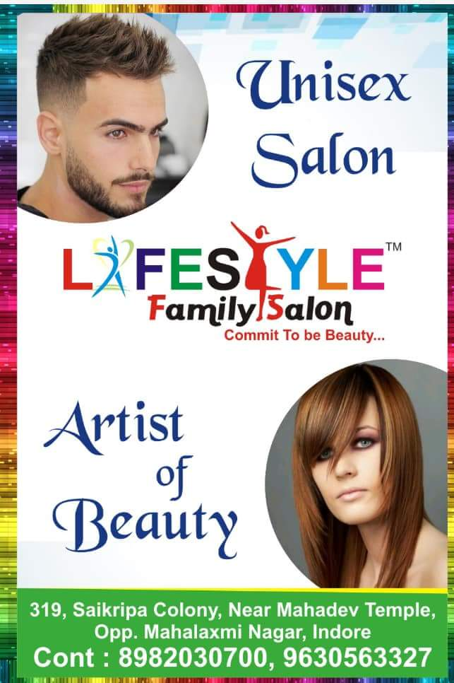 Lifestyle Family Salon Indore