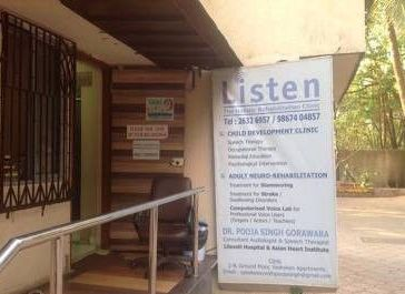Listen Hearing & Speech Clinic