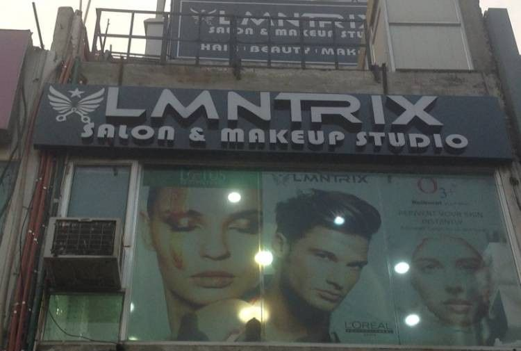 Lmntrix Salon & Makeup Studio
