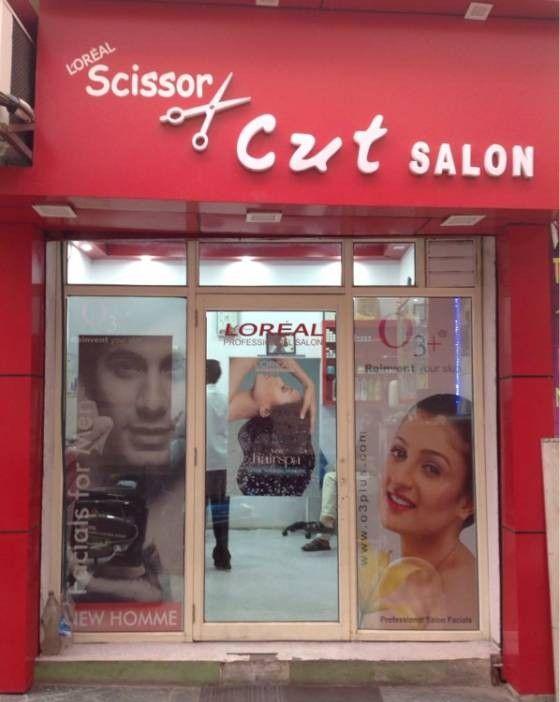 LOREAL Scissor Cut Salon