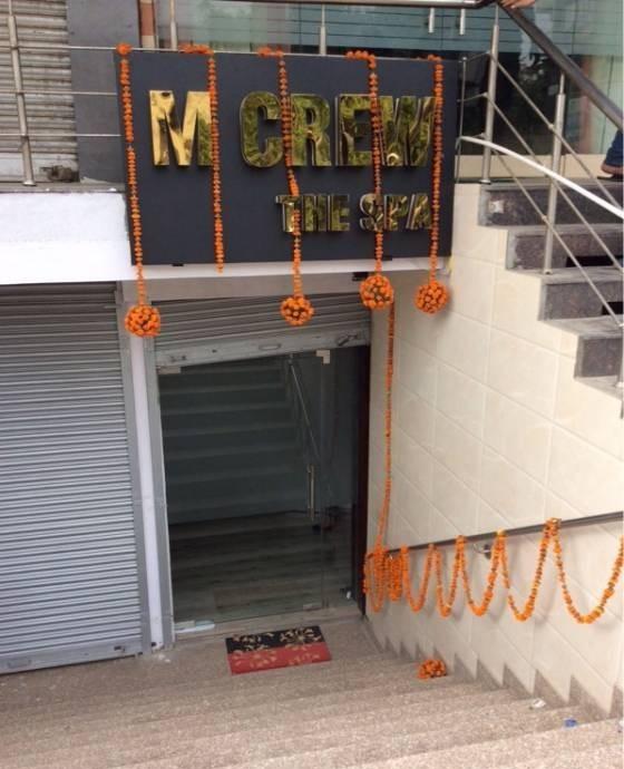 M Crew Spa