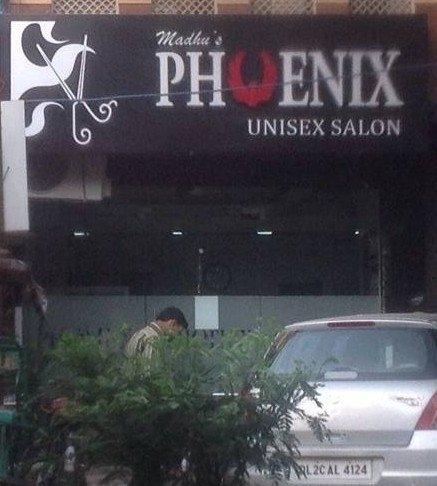 Madhu Phoenix Unisex Salon