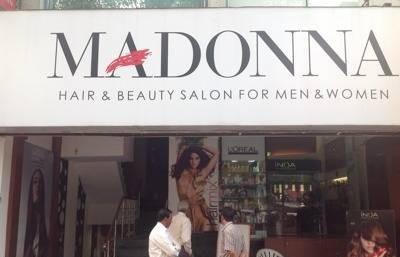 Madonna The Beauty Salon