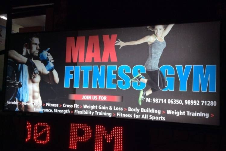 Max Fitness Gym