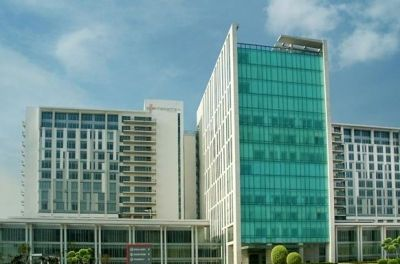 Medanta The Medicity Hospital