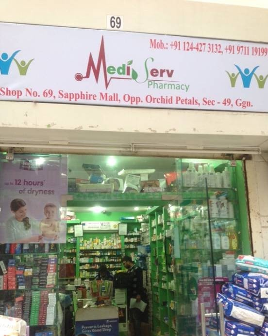 Mediserve Pharmacy