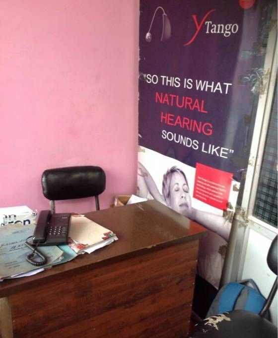 Meenakshi Speech & Hearing Clinic