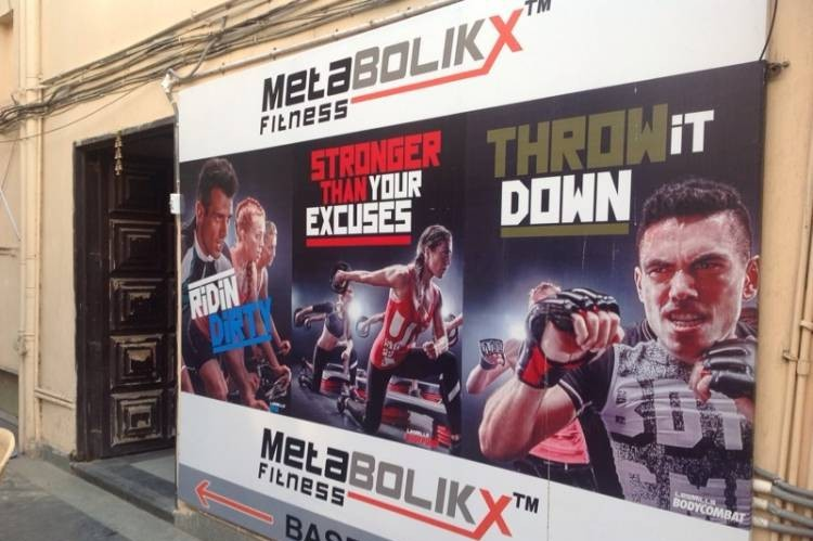 Metabolikx Fitness