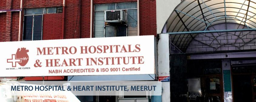 Metro Hospitals & Heart Institute
