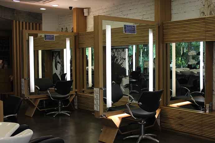 Nalini Of Nalini & Yasmin Salon Pvt Ltd