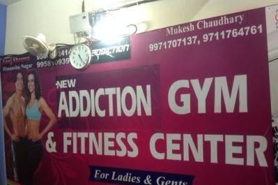 New Addiction Gym & Fitness Centre