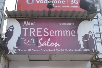 New Tresemme Salon