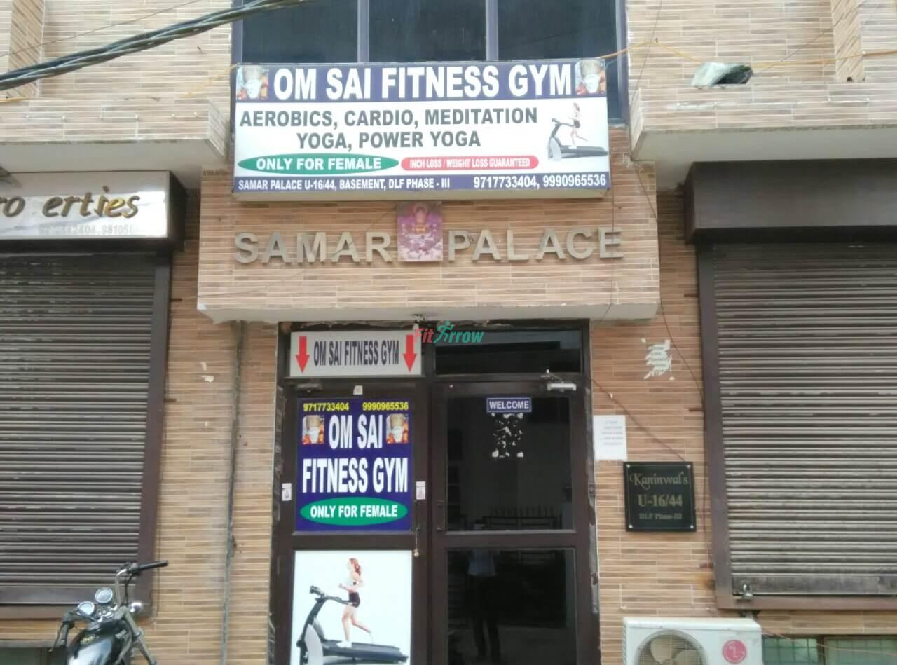 Om Sai Fitness Gym