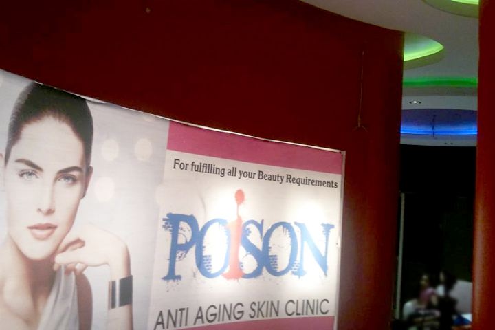 Poison Anti Aging Skin Clinic