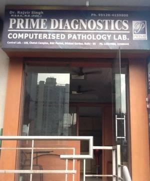 Prime Diagnostics
