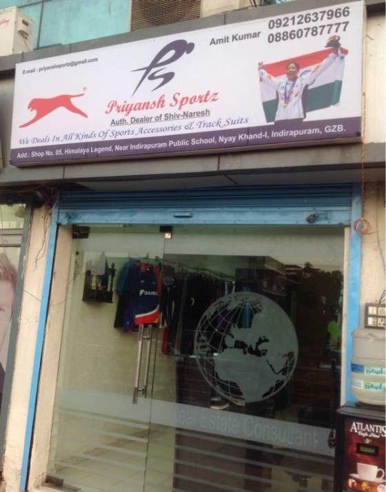 Priyansh Sportz
