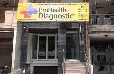 Pro Health Diagnostic